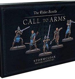 Modiphius Elder Scrolls Call To Arms: Stormcloak Faction Starter Set