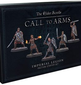 Modiphius Elder Scrolls Call To Arms: Imperial Legion Faction Starter Set