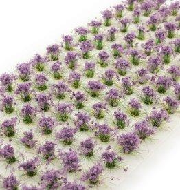 Huge Miniatures: Purple Flowers