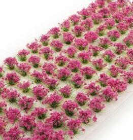 Huge Miniatures: Magenta Flowers