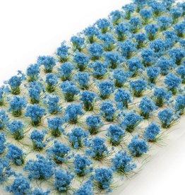 Huge Miniatures Huge Miniatures: Blue Flowers