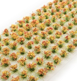 Huge Miniatures: Warm Mix Flowers