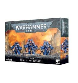 Games Workshop Warhammer 40,000: Primaris Aggressors