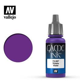 Vallejo Vallejo Game Colors - 087 Violet Ink