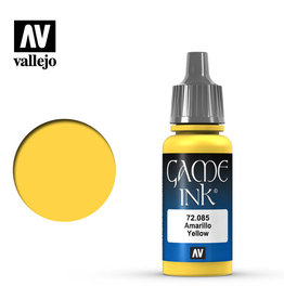 Vallejo Vallejo Game Colors - 085 Yellow Ink