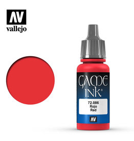 Vallejo Vallejo Game Colors - 086 Red Ink