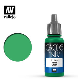 Vallejo Vallejo Game Colors - 089 Green Ink