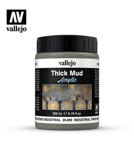 Vallejo Vallejo Diorama Effects: Industrial Thick Mud