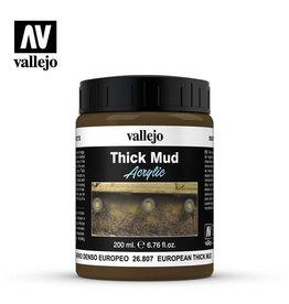 Vallejo Vallejo Diorama Effects: European Thick Mud