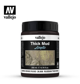 Vallejo Vallejo Diorama Effects: Russian Thick Mud