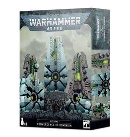Games Workshop Warhammer 40,000: Convergence of Dominion