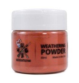Huge Miniatures Huge Miniatures: Weathering Powder - Red Rust