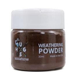 Huge Miniatures Huge Miniature: Weathering Powder - Peat