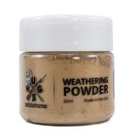 Huge Miniatures Huge Miniatures: Weathering Powder - Sand