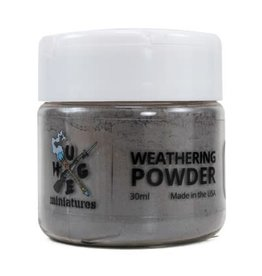 Huge Miniatures Huge Miniatures: Weathering Powder - Ash