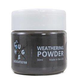 Huge Miniatures Huge Miniatures: Weathering Powder - Gunmetal