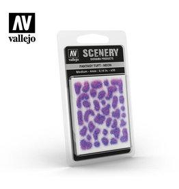 Vallejo Vallejo: Fantasy Tuft - Neon (Medium 4mm)