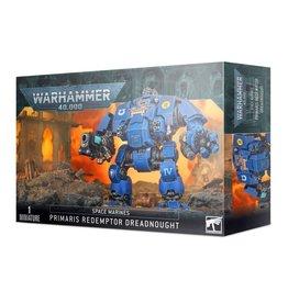 Games Workshop Warhammer 40,000: Primaris Redemptor Dreadnought