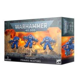 Games Workshop WarHammer 40,000: Space Marines - Primaris Inceptors