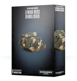 Games Workshop Warhammer 40,000: Leman Russ Demolisher