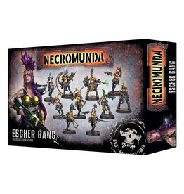 Games Workshop Necromunda: Escher Gang