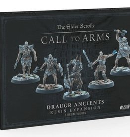 Modiphius Elder Scrolls Call To Arms: Draugr Ancients Modiphius Entertainment