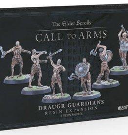 Modiphius Elder Scrolls Call To Arms: Draugr Guardians