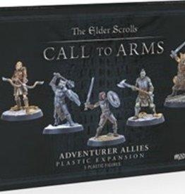 Modiphius Elder Scrolls Call To Arms: Adventurer Allies