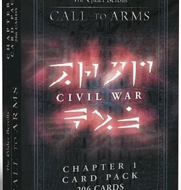 Modiphius Elder Scrolls Call To Arms: Chapter 1 Card Pack