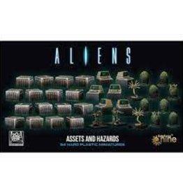 Gale Force Nine Aliens: Assets and Hazards 3D Gaming Set