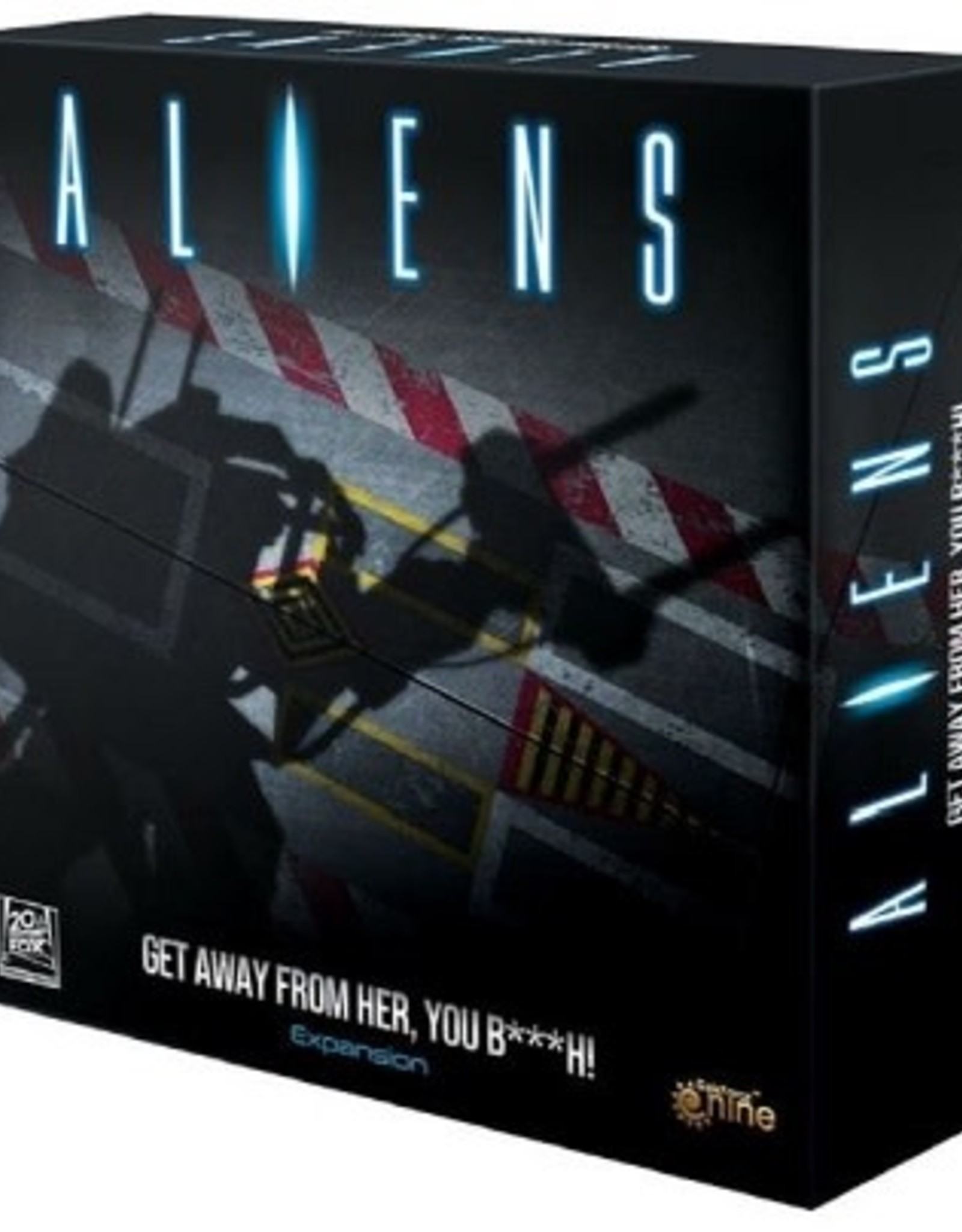 Gale Force Nine Aliens: Get Away From Her You B***h! Expansion