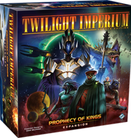 Fantasy Flight Games Twilight Imperium- 4th Edition - Prophecy of Kings