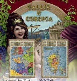 Rio Grande Games Concordia: Gallia & Corsica
