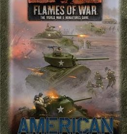 Battlefront Miniatures Flames of War: American Gaming Set (x20 Tokens, x2 Objectives, x16 Dice)