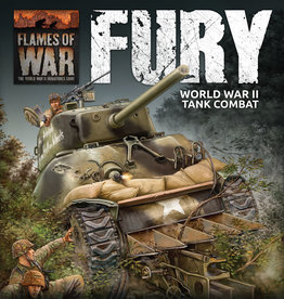 "Battlefront Miniatures Flames of War: ""FURY"" Starter Set"