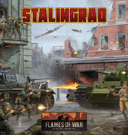 Battlefront Miniatures Flames of War: Stalingrad