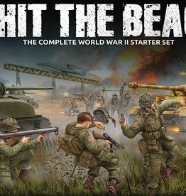"Battlefront Miniatures Flames of War: ""Hit the Beach"" Army Set"