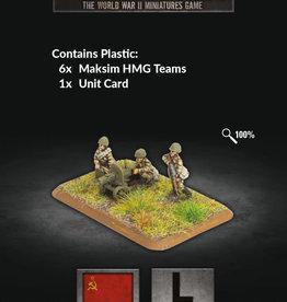 Battlefront Miniatures Flames of War: Soviet: Maksim Machine-Gun Company