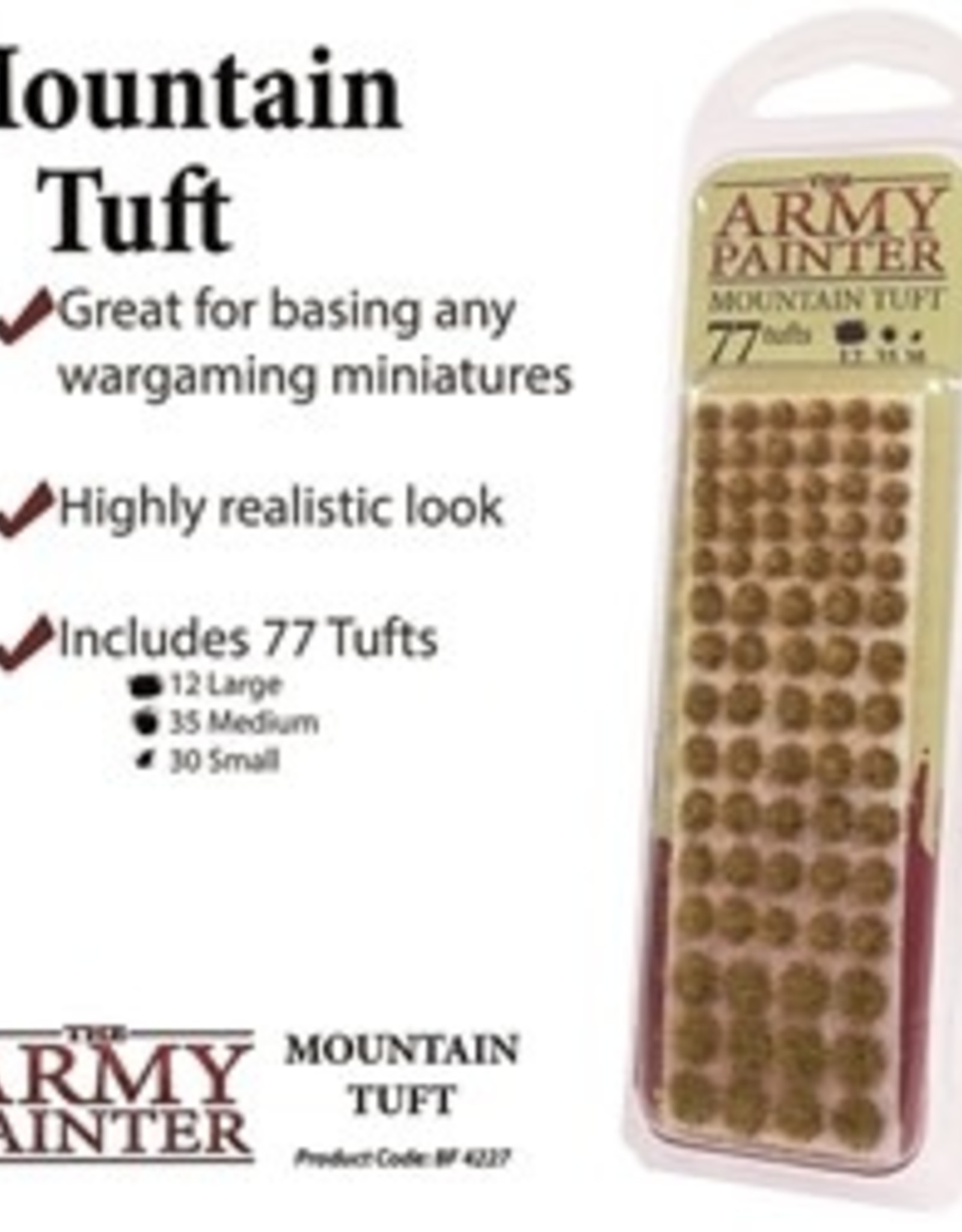 Army Painter Army Painter: Battlefield: Mountain Tuft (77)