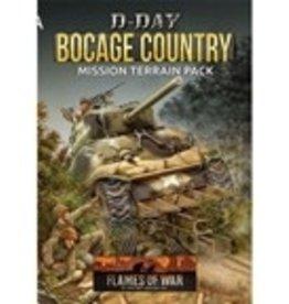 Battlefront Miniatures Flames of War: D-Day: Bocage Mission Terrain Pack