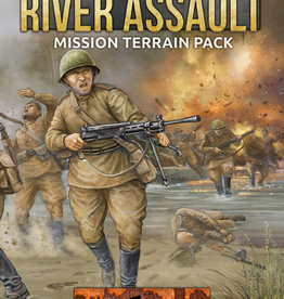 Battlefront Miniatures Flames of War: Bagration: River Assault Mission Terrain Pack