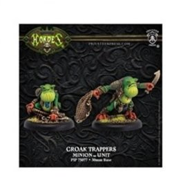 Privateer Press Hordes: Minions: Croak Trappers