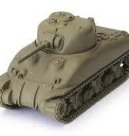Gale Force Nine World of Tanks Expansion - American (M4A1 75MM Sherman)