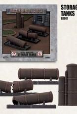 Battlefield in a Box: Gothic Industrial- Storage Tanks