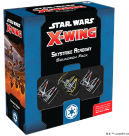 Fantasy Flight Games Star Wars X-Wing 2.0: Skystrike Academy Squadron Pack