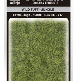 Vallejo Vallejo Scenery Diorama Products: WILD TUFT- JUNGLE (Extra Large 12mm)