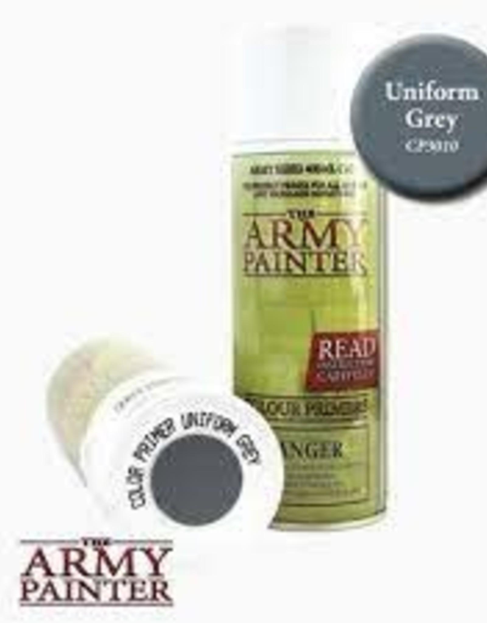 Army Painter Army Painter: Primer: Uniform Grey (Spray)