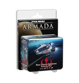 Fantasy Flight Games Star Wars Armada: Rebel Fighter Squadrons