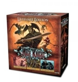 Wizkids Mage Knight Board Game Ultimate Edition