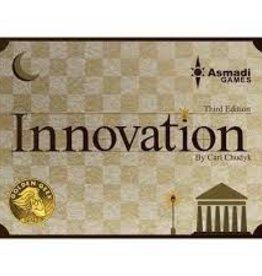 Asmadi Games Innovation - Third Edition